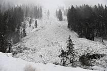 Sněhová lavina v Rakousku