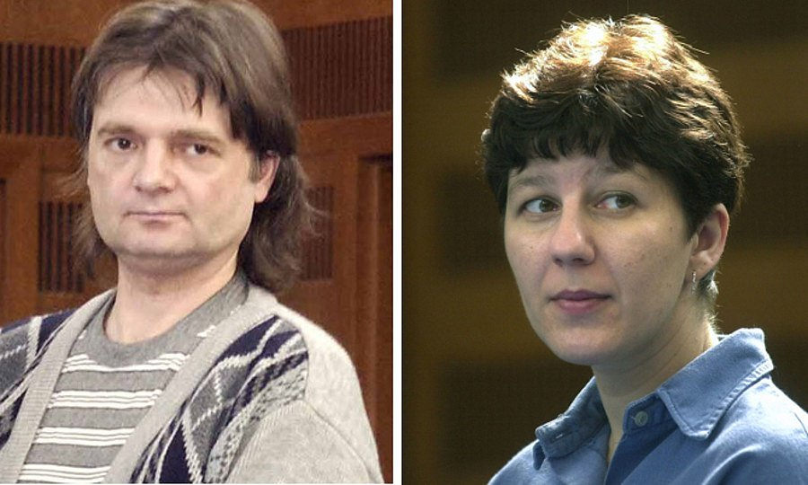 Manželé Jaroslav a Dana Stodolovi