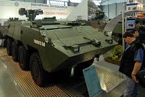 Čtyři roky trvající třenice kolem nákupu kolových transportérů Pandur II jsou oficiálně minulostí. Zástupce ministerstva obrany  spolu se zástupce české pobočky společnosti General Dynamics podepsali smlouvu na nákup 107 moderních transportérů.
