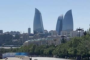 Baku má pro návštěvníky řadu atrakcí.