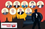 Prezidentské volby 2018. Který ze superhrdinů se stane prezidentem?