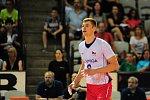 Čeští volejbalisté získali vítězstvím nad Španěly první tři body v Evropské lize.