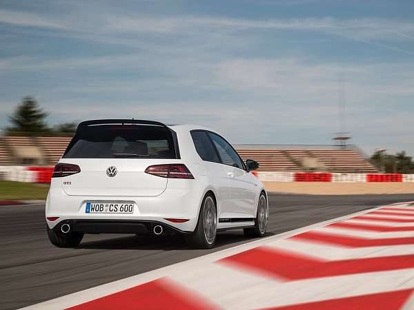 Volkswagen Golf GTI Clubsport.