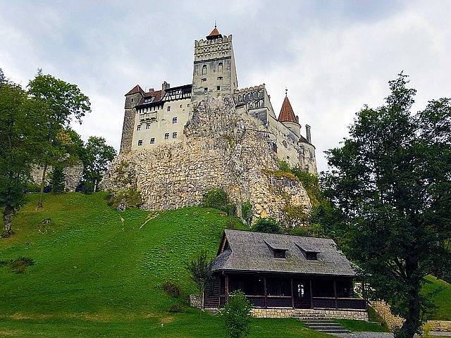 Pevnost sloužila uherským králům jako obranný hrad proti výbojům Osmanské říše