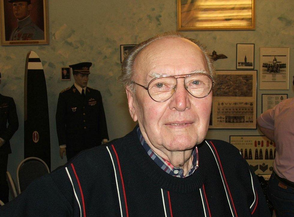 Alois Dubec v roce 2006