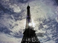 Eiffelova věž. Ilustrační foto