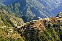 Hory - Madeira. Ilustrační foto.
