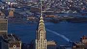 Mrakodrap Chrysler Building, Manhattan, New York