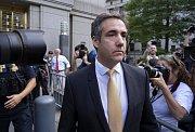 Bývalý osobní právník prezidenta Donalda Trumpa Michael Cohen