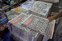 Nedělník News Of The World vyšel naposledy