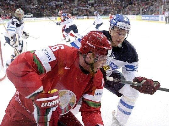 Finsko zabralo, porazilo Bělorusko