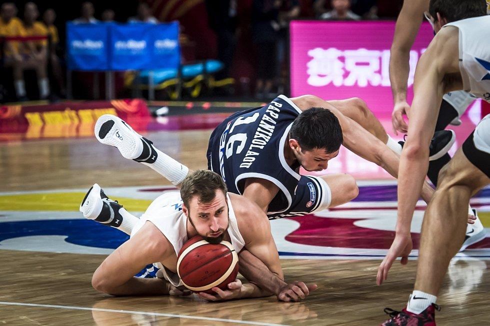 Česko x Řecko, MS v basketbalu