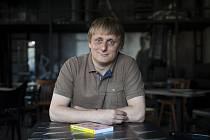 Komik a herec Lukáš Pavlásek