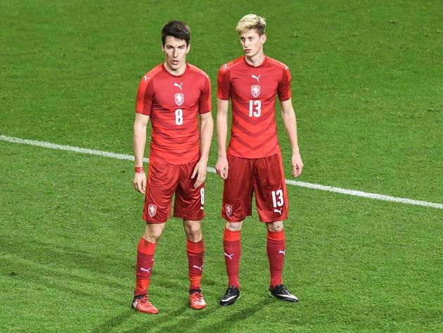 Robert Hrubý (vlevo) a Roman Macek.