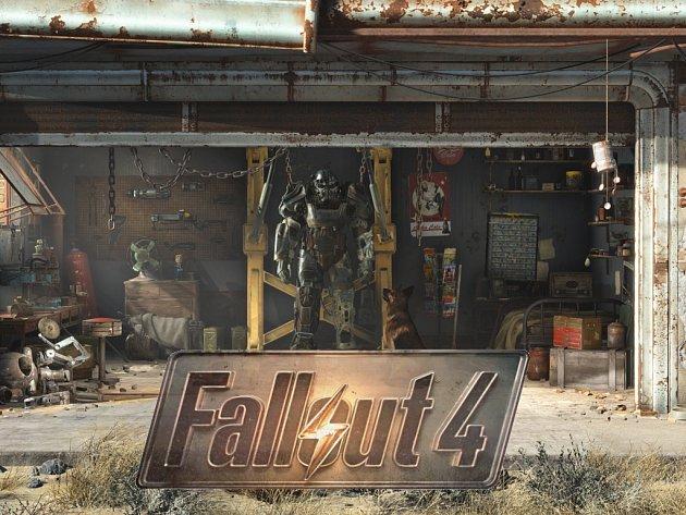 Počítačová hra Fallout 4.