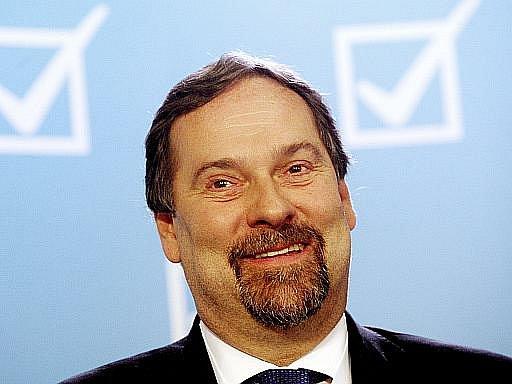 Bývalý ministr vnitra Radek John