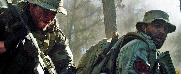 Strhující drama Petera Berga je výpovědí oreálné události zAfghánistánu iodvaze jejích aktérů.