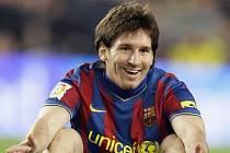 Messi měl v uplynulé sezoně mnoho důvodů k radosti. Teď mu přibyl další.