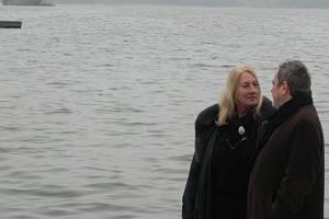 Zuzana Michnová s Michalem Pavlíčkem v originálním portrétu Jitky Němcové Jsem slavná tak akorát.