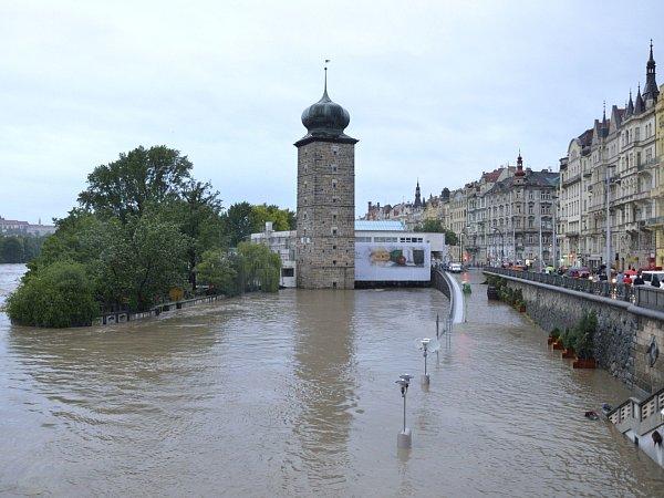 Praha je podle magistrátu připravena ina stoletou vodu.