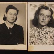 Ruth Bondyová ve 40. letech 20. století