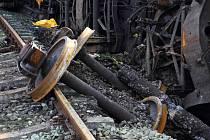 Vlakové neštěstí, ilustrační foto