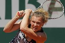 Česká tenistka Kateřina Siniaková.
