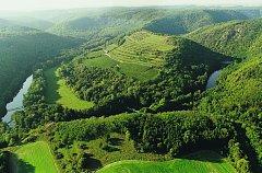 Národní park Podyjí a vinice Šobes