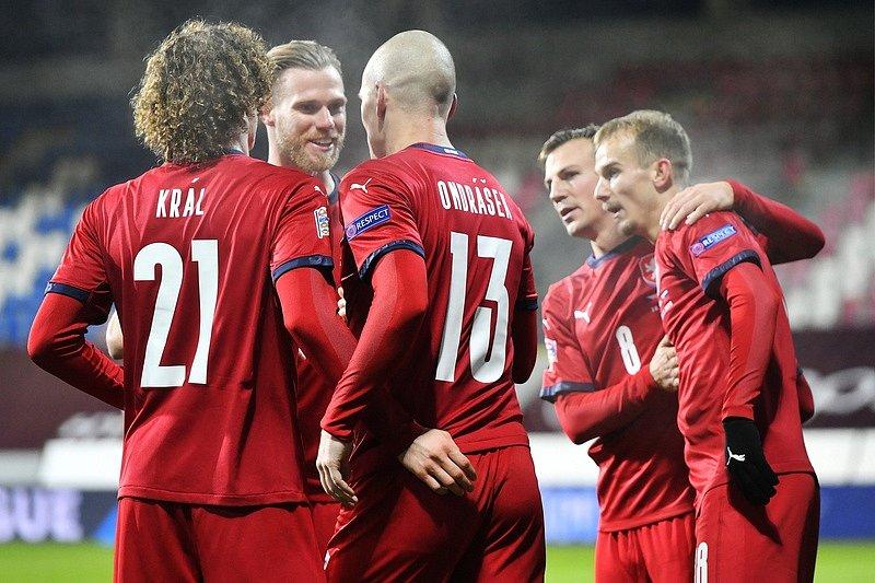 Čeští fotbalisté