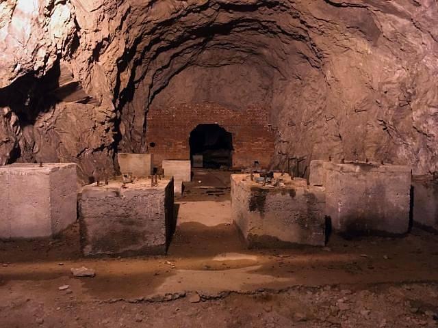 Podzemí v Ebensee