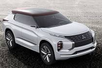 Koncept Mitsubishi GT-PHEV.