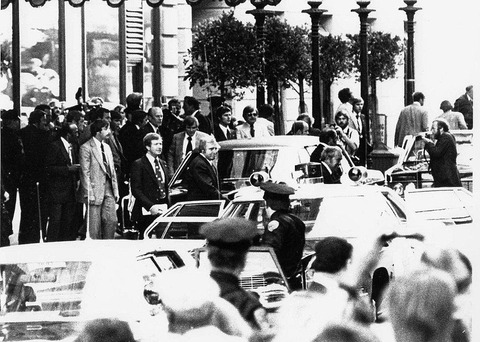 Druhý pokus zabít amerického prezidenta se uskutečnil jen o 17 dní později