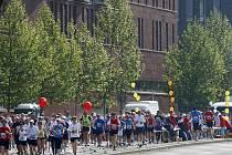Pražský mezinárodní maraton.