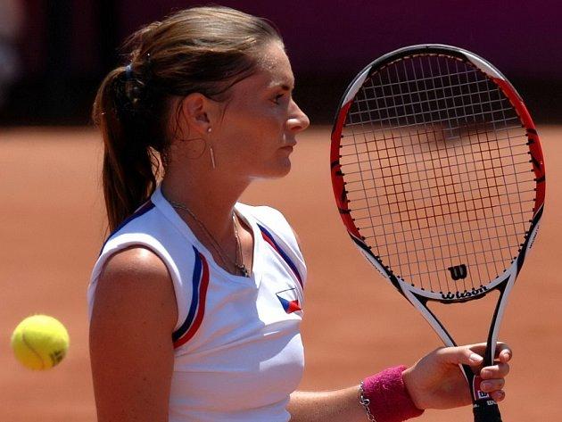 Tenistka Iveta Benešová