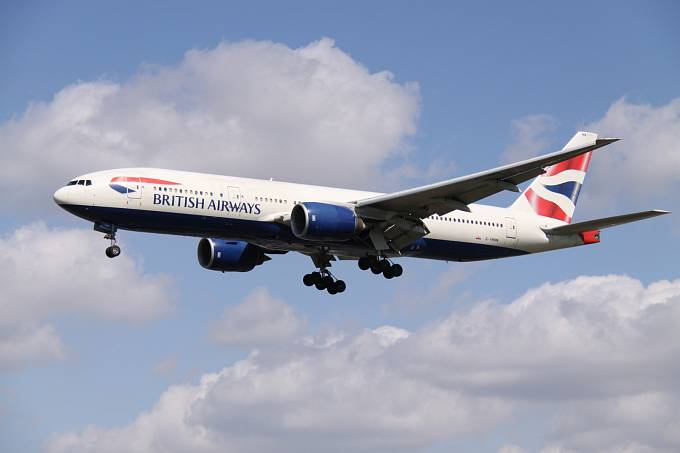 Boeing 777-200ER British_Airways.