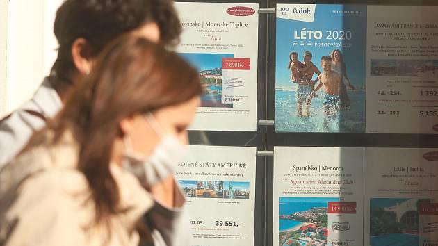 Podnikatelé v cestovním ruchu nejsou spokojeni s kompenzačními programy české vlády