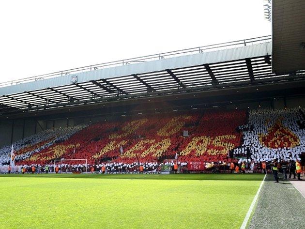 Liverpool plánuje rekonstrukci slavného stadionu Anfield Road.