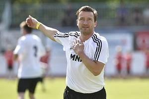 Bývalý fotbalista Vladimír Šmicer