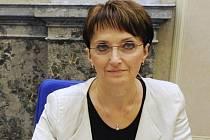 Ministryně kultury Alena Hanáková.