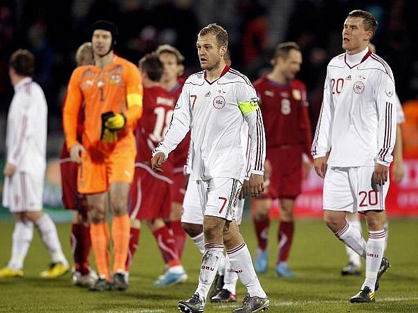 Češi se rozešli s Dánskem smírně 0:0.