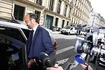 Francouzský premiér Edouard Philippe