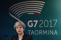 Summit zemí G7 v sicilské Taormině