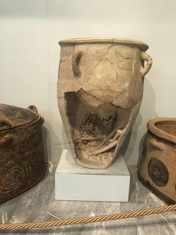 Dovolená na Krétě. Návštěva muzea