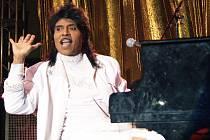 Little Richard patřil mezi extravagantní hvězdy.