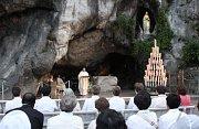 Místo zjevení Panny Marie lurdské