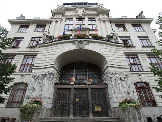 budova Pražského magistrátu