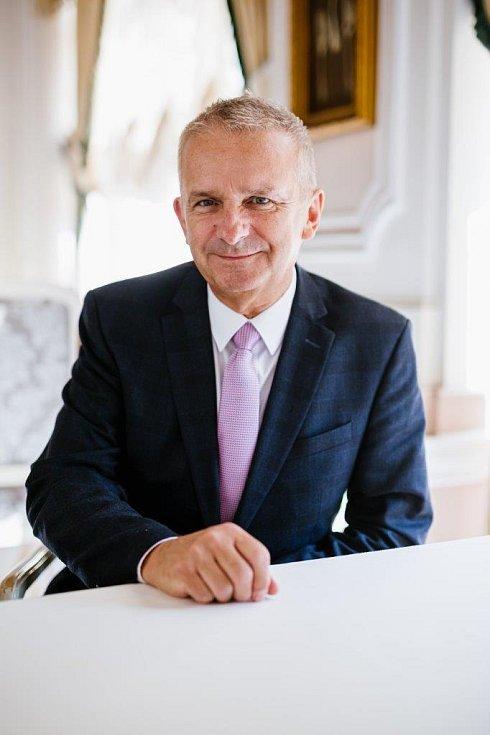 Prezident Asociace kuchařů a cukrářů Miroslav Kubec