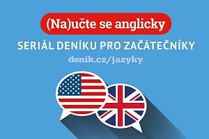 Seriál Deníku (Na)učte se anglicky.