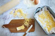 Domácí nudličky do polévky