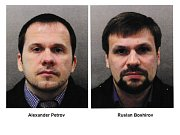 Obvinění Alexander Petrov a Ruslan Boširov